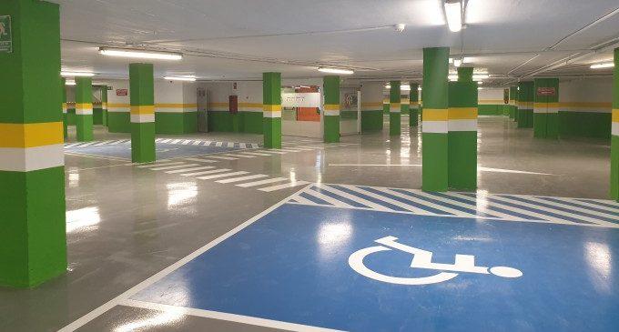L'Ajuntament reobri l'aparcament del tanatori una vegada solucionades les deficiències greus