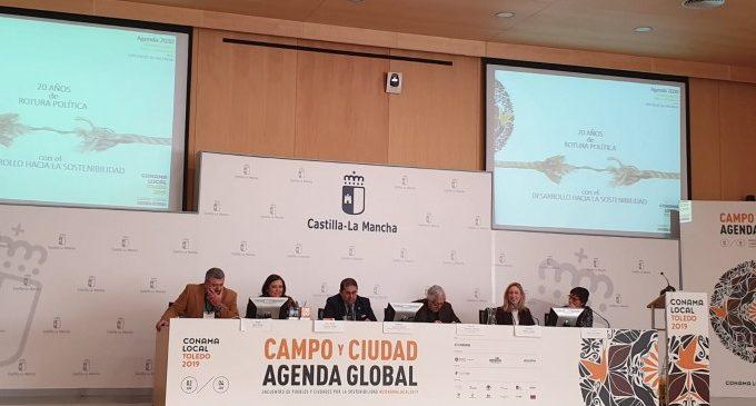 Josep Bort participa en l'Encontre de Pobles i Ciutats per la Sostenibilitat del Conama Local 2019