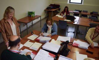 Bravo afirma que la Generalitat 'ha habilitat tots els mitjans tècnics i humans perquè la jornada electoral es desenvolupe amb èxit'