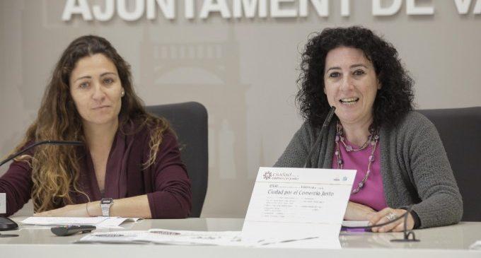 València es declarada Ciutat del Comerç Just