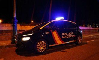 Desalojada una fiesta ilegal en València en la que participaban nueve personas