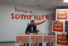 Compromís proposa per a Alacant inversions per 3.600 milions per a pal·liar el