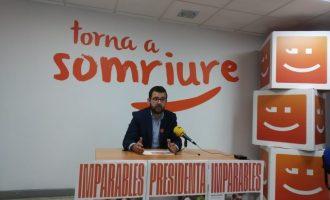 """Compromís proposa per a Alacant inversions per 3.600 milions per a pal·liar el """"dèficit"""" d'aportació de l'Estat"""