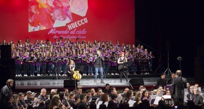 Concert benèfic per a lluitar contra la pobresa infantil