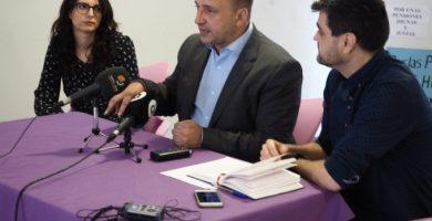 """Dalmau: """"Somos los únicos que podemos conseguir el cambio en la Comunidad Valenciana y en España"""""""