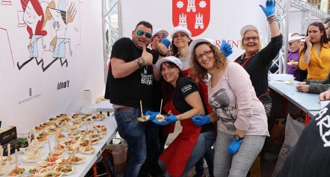 La II Degustació de Cultures torna a omplir la Torre de la riquesa gastronòmica i cultural de Torrent