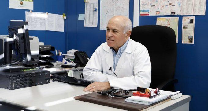 El doctor Froilán Sánchez guanya el premi a la 'Millor Trajectòria Professional de Metge Rural'
