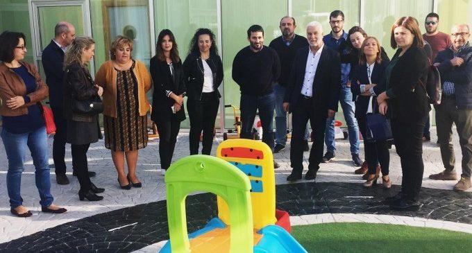 La Generalitat Valenciana amplia el programa Edificant amb mil milions fins el 2024