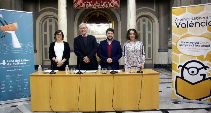 València acollirà la 54 Fira del Llibre