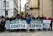 """Crida pel Finançament urge al próximo Consell a pactar movilizaciones populares y dejar de negociar en """"pasillos"""""""