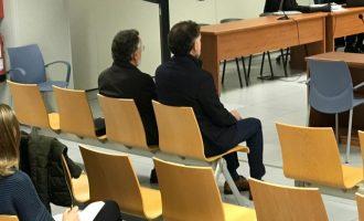 """Un guàrdia civil assegura que Alfonso Grau va utilitzar rellotges adquirits per un adjudicatari com a """"mètode de pagament"""""""
