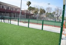 València remodela enguany les 71 instal·lacions esportives dels barris