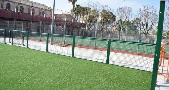 Les instal·lacions esportives de Burjassot han sigut llogades 12.895 vegades durant l'any 2018