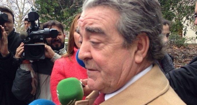 José María Corbín, cunyat de Rita Barberá, detingut en una operació anticorrupció