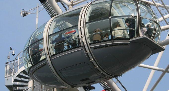 El 'London Eye' valencià: La Marina de València podria comptar amb la roda més alta d'Europa