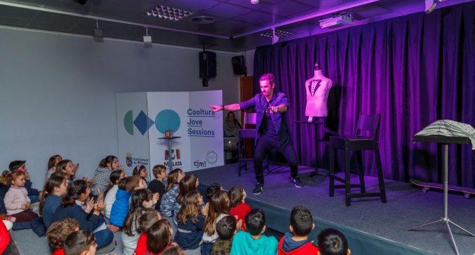 Cooltura Jove Sessions acosta la música, el cinema i les arts escèniques als joves de Mislata
