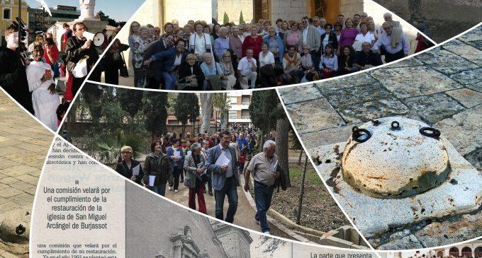 La Federación de Vecinos y la AAVV Nucli Antic i L'Almara de Burjassot protagonizan la próxima exposición en la Casa de Cultura