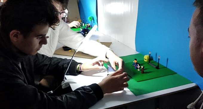 L'alumnat de La Immaculada i l'IES La Sènia de Paiporta elaboren curts d'animació 'stop motion'