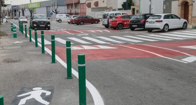 Avança el pla de pacificació del trànsit als municipis del sud de València