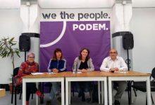 El Consell Ciutadà Municipal de Podem València ratifica l'acord de coalició amb EU