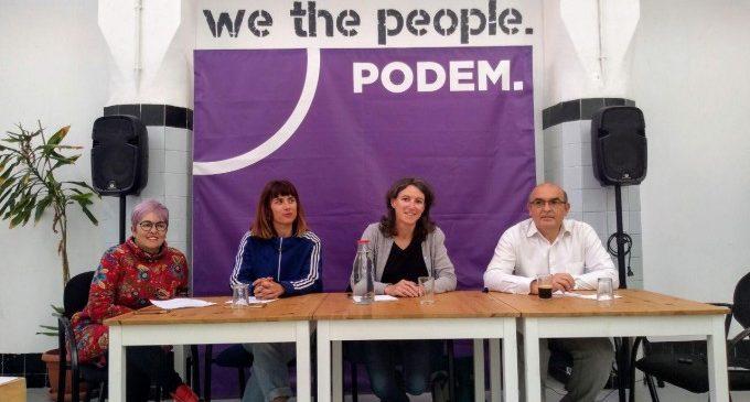 El Consejo Ciudadano Municipal de Podem València ratifica el acuerdo de coalición con EU