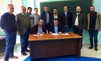 El PP es compromet per escrit amb els agricultors alacantins a treballar per la prevenció de la xylella