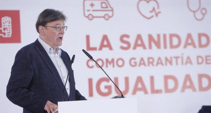"""Puig critica la """"irresponsable"""" proposta fiscal del PPCV i ironitza: """"Gastem amb targeta i altres ja pagaran"""""""