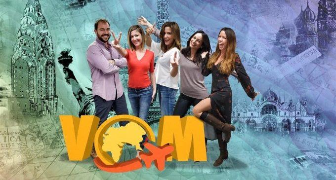 """À Punt estrena este martes 'Valencians al món' con historias de valencianos que """"se enamoraron"""" de México"""