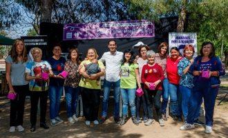 Més de 350 dones de Mislata celebren en La Canaleta la seua jornada de convivència