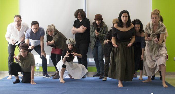 La Escuela Escalante cierra sus cursos de teatro dirigidos a diferentes colectivos con el 100% de ocupación