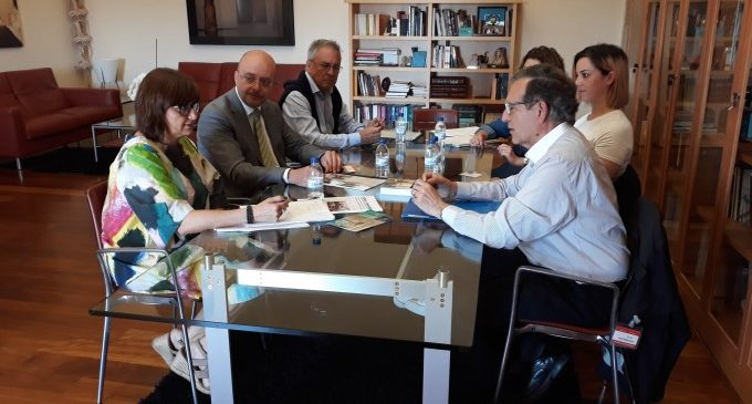 La Generalitat col·laborarà amb la Fundació Blasco Ibáñez per a promocionar la figura de l'escriptor