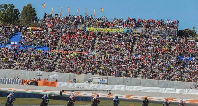 El Circuit Ricardo Tormo ampliarà en més de 9.000 localitats el seu aforament per al Gran Premi