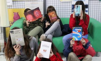 BookCrossing i Fashion Revolution, els joves d'Aldaia bolcats per la sostenibilitat