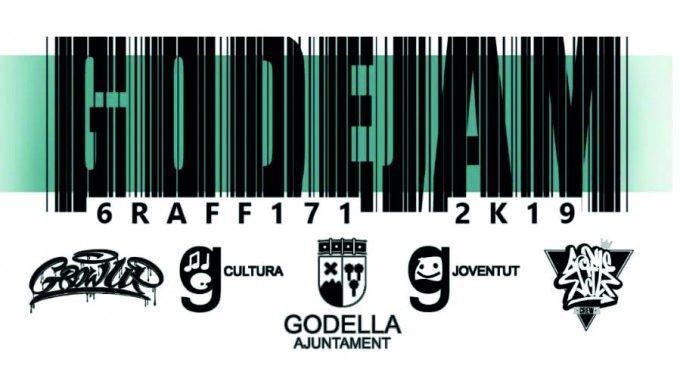 El festival d'art urbà de Godella Godejam Graffiti se celebrarà el 12 de maig