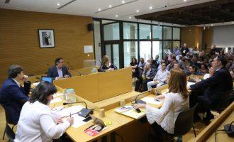 Godella celebra un debate electoral con las candidaturas a la alcaldía