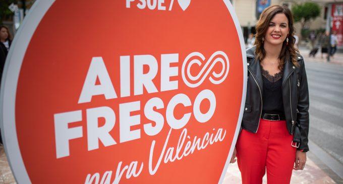 Gómez (PSPV) proposa una xarxa d'aparcaments públics en altura en sis barris de València