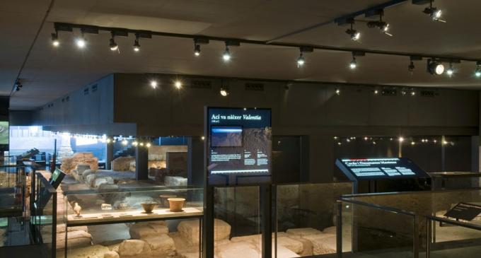 L'Almoina recupera per a la seua exhibició els objectes arqueològics