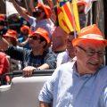 "Una jornada de campaña con Compromís: ""Ruta per la València del Canvi"""