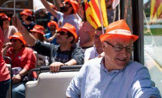Ribó será elegido este sábado por segunda vez alcalde de València con el respaldo de Compromís y PSPV