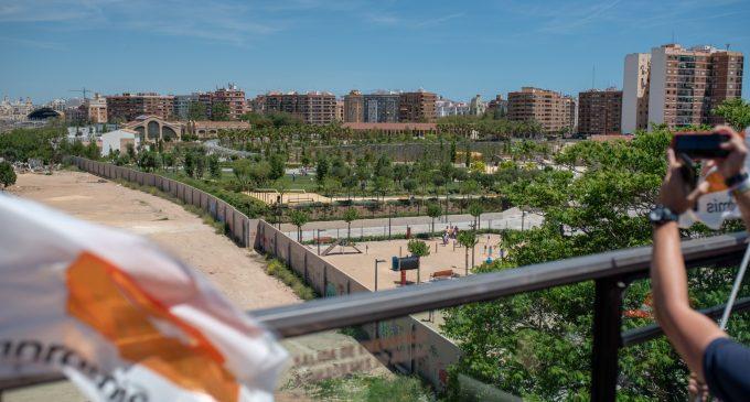 La València verda de Ribó: més parcs, protecció de l'horta i lluita contra el canvi climàtic