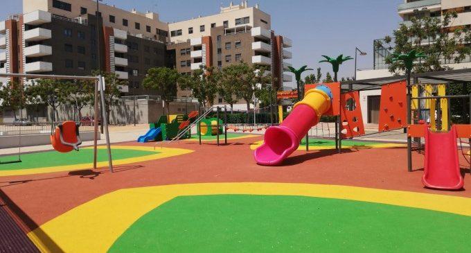 Albal destina medio millón de euros a la modernización de sus 36 parques