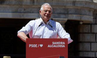 """Borrell: """"Si la derecha populista gana la batalla electoral, será complicado que Europa siga funcionando"""""""