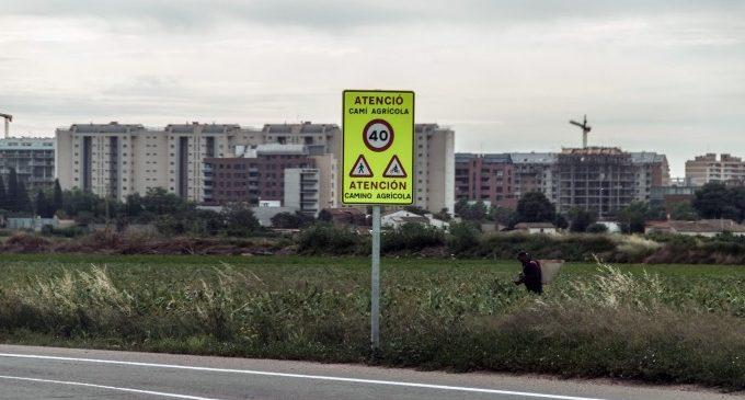 """No podia ser que un camí agrícola s'haguera convertit en una autopista de dos carrils"""