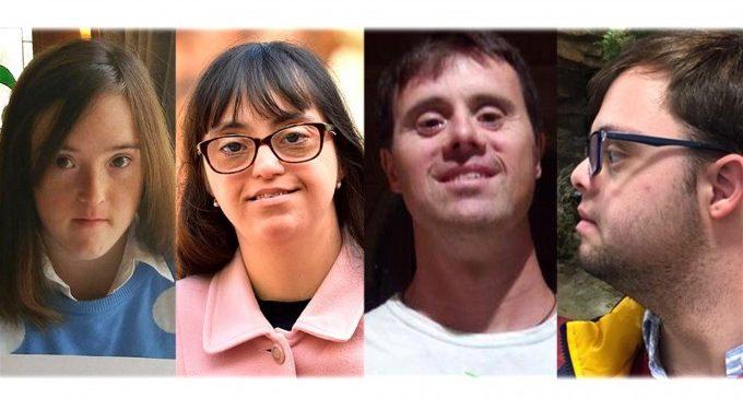 """Blanca, Susana, Carlos i Jesús, quatre candidats amb síndrome de Down en les municipals: """"Tenim il·lusió"""""""