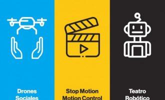 Els instituts de Burjassot roden curts d'animació amb consciència social i mediambiental