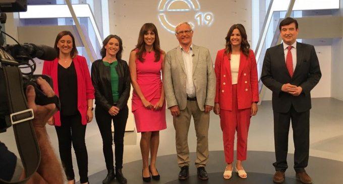 """Sandra Gómez realza que """"València es de todos y todas"""" y que el PSOE es el partido """"más inclusivo"""""""
