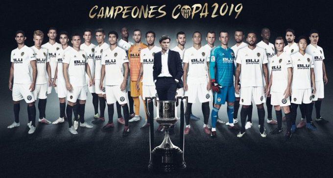 La Copa del Rei arriba demà a Paterna amb el Tour del Centenari del València Cf