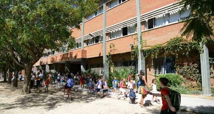 Paiporta reformarà el CEIP Jaume I amb 1,5 milions d'euros del Pla Edificant
