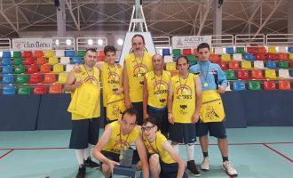 ADERES Burjassot es posiciona com a Subcampió Autonòmic de bàsquet