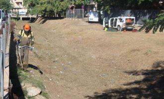 La Conselleria licita el nou projecte de connexió del barranc dels Frares amb el Palmaret Alt